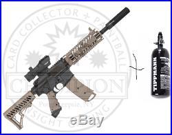 Tippmann TMC Paintball Marker Long Range Magazine Fed Paintball Gun + 48ci Tank