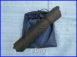 Titanium Goat Ultralight Cylinder Wood Stove Backpacking Hunting Hot Tent