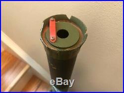 Toy Bazooka Marine Raider Long Range Remco Works VG NO Missiles 1960's