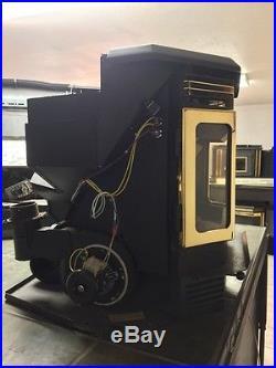 USED QuadraFire 1200i Pellet Stove Insert USED