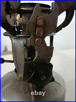 US military WW2 M1942 Mod. Alladin Field Stove dated 1944 working