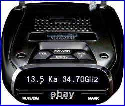 Uniden DFR7 Super Long Range Wide Band Laser/Radar Detector, Built-in GPS withMute