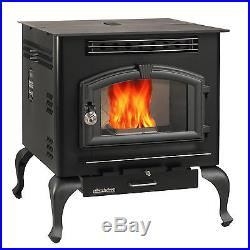 United States Stove Company Multi-Fuel Stove with Legs
