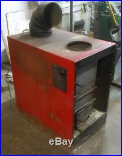 United States Stove Company Wood Burning Furnace 1303/J7710M
