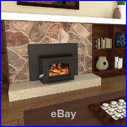 United States Stove Company Wood Insert 80,000 BTU, EPA-Certified, #W3100I