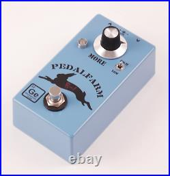 VIDEO + FREE Bonus Germanium Boost with16 Frequencies Range Master Style Pedal