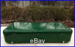 VINTAGE COLEMAN 3-BURNER 426 CAMP GAS FUEL STOVE with BOX Works Good