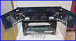 VINTAGE COLEMAN WWII MODEL 523 US MILITARY MEDICAL STOVE Plus Extras VGC