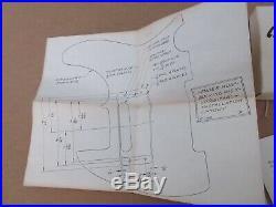 VINTAGE EARLY 1970s FENDER SETH LOVER TELECASTER WIDE RANGE HUMBUCKER PICKUP