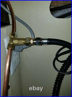 VW Vanagon Westfalia Replacement Copper LP Stove and Refridgerator Gas Lines