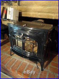 Vermont Castings Cast Iron Wood-Burning Stove