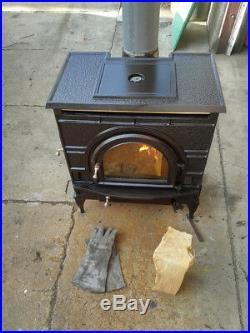 Vermont Castings Dutchwest 2461 Large convection wood stove Woodstove