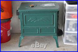 Vermont Castings aspen wood stove