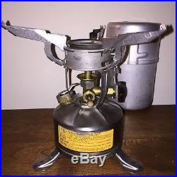 Vintage 1945 WWII U  S  Military Army Coleman Gas Portable