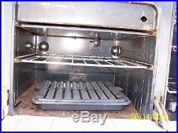 Vintage 1948 Nash-Kelvinator Stove Model EF-9 for Restoration
