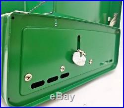 Vintage 1960's Coleman 426D Three Burner Camp Stove With Original Box Suitcase