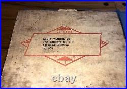 Vintage 1962 COLEMAN 501-700 Sportser Stove (Original Box)