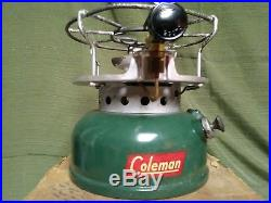 Vintage Coleman 500A Single Burner Stove Collector With Original Box and papers