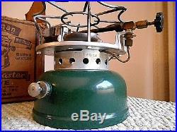 Vintage Coleman 500 Speed Master Stove Collector Single Burner