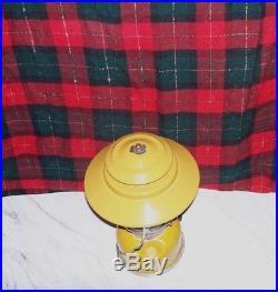 Coleman 228f Gold Bond Lantern