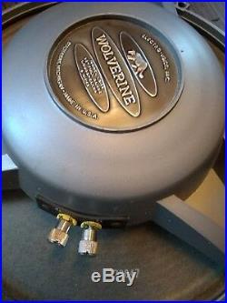 Vintage Pair Wolverine Ls-12 By Electro-voice Full Range Loudspeakers
