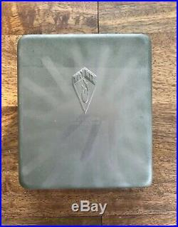 Vintage TAYKIT Pocket Stove Camping, Backpacking or Hiking Made in USA