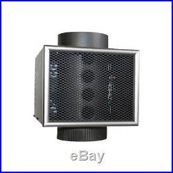 Vogelzang HR-8 8 Wood Stove Heat Reclaimer Fan Blower