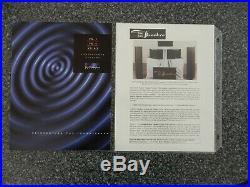 Von Schweikert VR-4 Original Stereo Speakers-True 25 Hz. To 20K Hz. Range