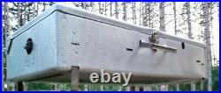 Vtg Coleman Diamond Logo Aluminum Camp Stove & 200A Lantern Pyrex Glass 5 64