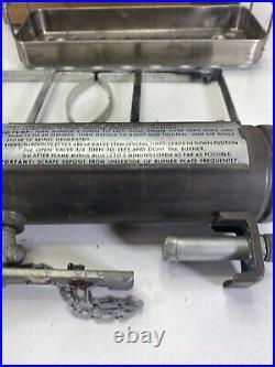 WW2 Coleman Military 527 Dental Instrument Sterilization Stove