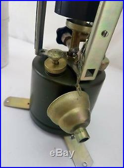 WW2 US M-1941 GI FIELD STOVE, MOUNTAIN TROOP -MINT COMPLETE M1941 RARE Single