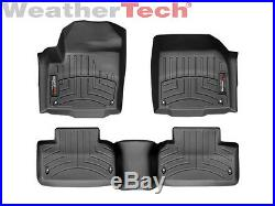 WeatherTech FloorLiner for Land Rover / Range Rover Evoque 2013-2018 Black