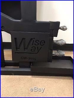 Wiseway GW2014W High BTU Non-Electric Pellet Stove