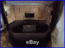 WoW Whitfield Pellet Stove PICK UP ONLY CA Used WH 0010660