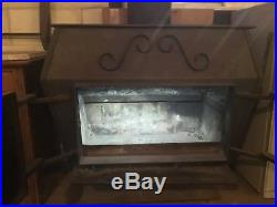 Wood Stove Schrader Wood Burner Free Heat Fireplace Stove Pipe Wood Heat