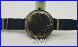 World War II Sas Long Range Desert Group Wrist Compass