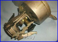 Ww2 Us Military Single Burner Field Stove 1945 CM Mfg Co. M-1942-mod Pw1 45