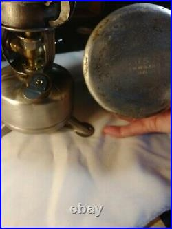 Ww 2 us army collectibles M1942mod stove dated 1945